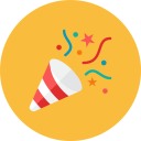 Party-Poppers-icon